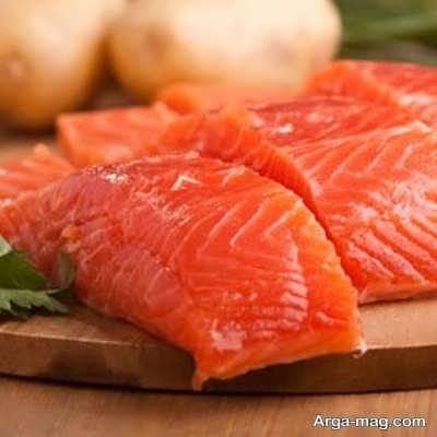 ماهی و درمان ورم مفاصل
