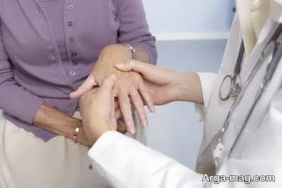 کنترل درد و التهاب مفاصل