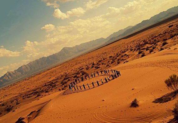 کویر مصر در اصفهان