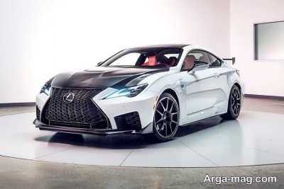 مدل ۲۰۲۰ لکسوس RC F