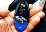 کلید مفهومی نیسان GT-R