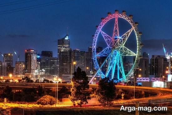 مناطق تفریحی استرالیا