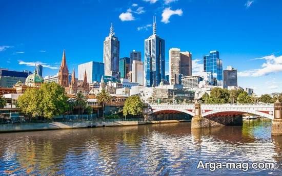 مکان های گردشگری استرالیا