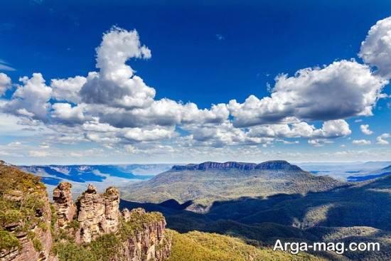 چشم انداز های دیدنی استرالیا