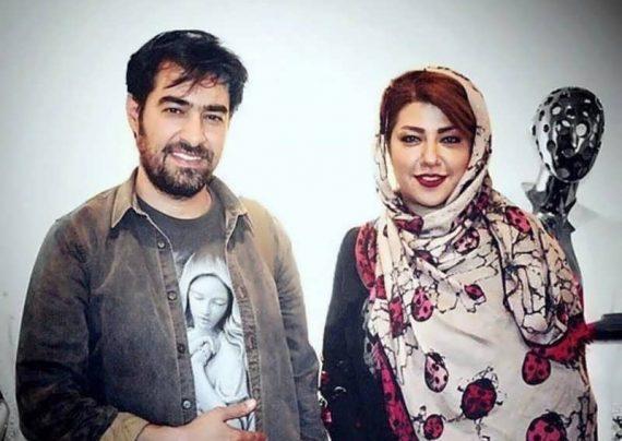 عکس پسران شهاب حسینی و مادرشان