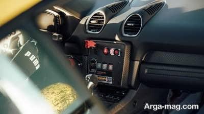مدل پورشه 718 کیمن