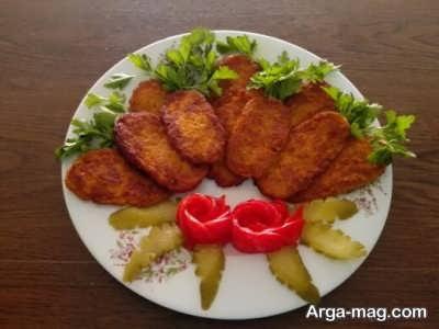 تزیین کوکو هویج