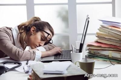 نارضایتی شرایط شغلی