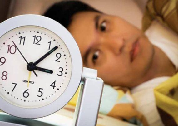 کمبود خواب و بیماری قلبی