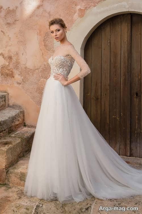 مدل پیراهن عروس شیک و خاص