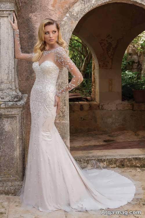 مدل لباس عروس زیبا و شیک