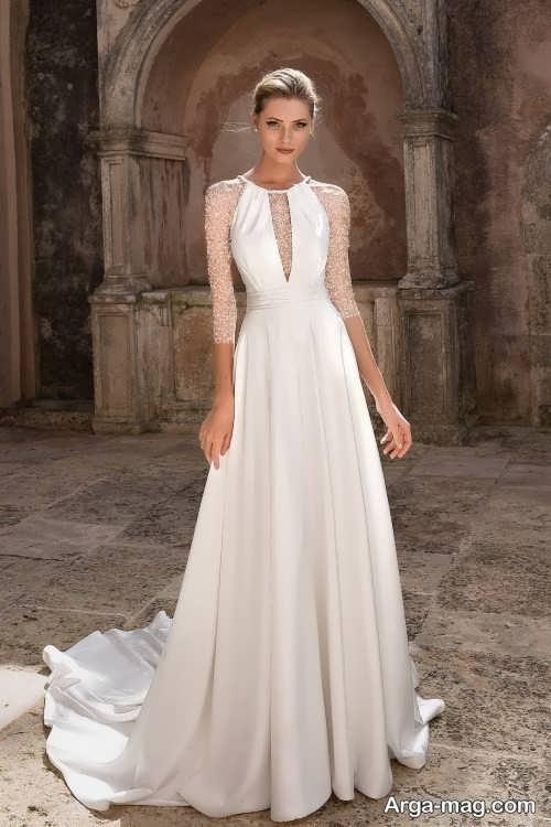 مدل پیراهن عروسی
