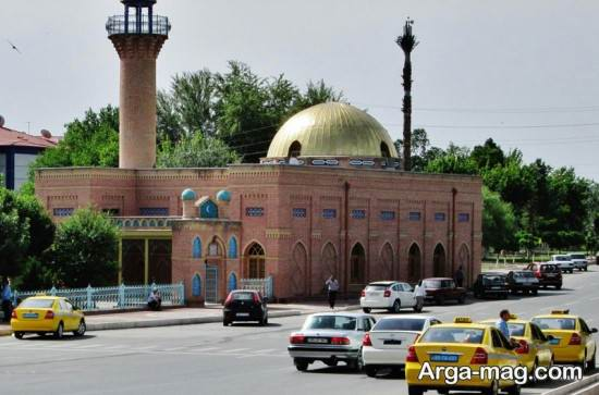 نقاط دیدنی آذربایجان