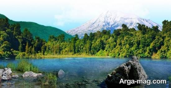 مناطق توریستی آذربایجان