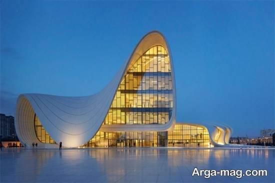 مکان های دیدنی معروف آذربایجان