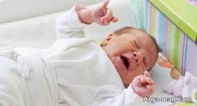 یکی از مشکلات شابع در بین نوزادان