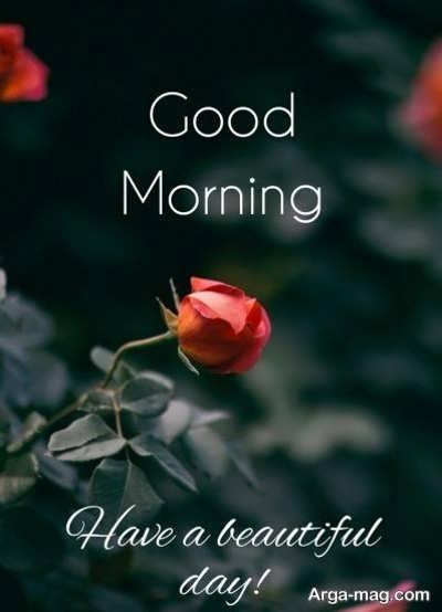شعر صبح بخیر زیبا و دلنشین