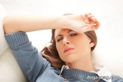 از بین بردن سردرد میگرنی با بوتاکس