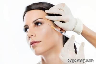 درمان گرفتگی عضلات با بوتاکس