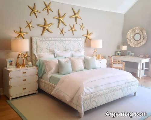 تزیین زیبا و کاربردی اتاق خواب عروس