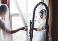 ژست عکاسی عروس