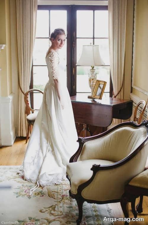 فیگور جالب برای عکس عروس