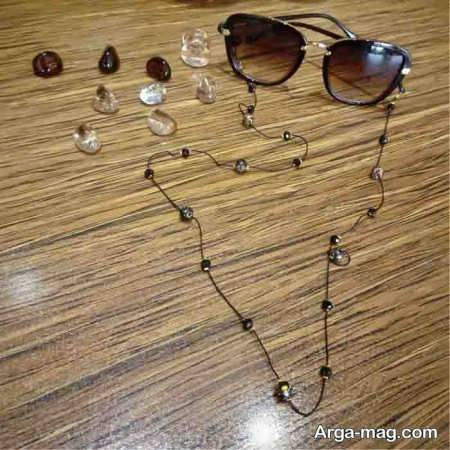 بند ساده برای عینک