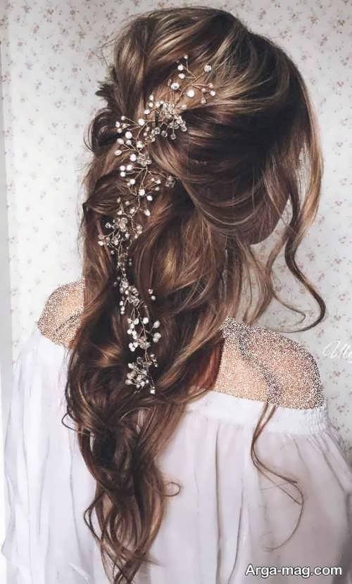 آرایش موی جدید برای عروس