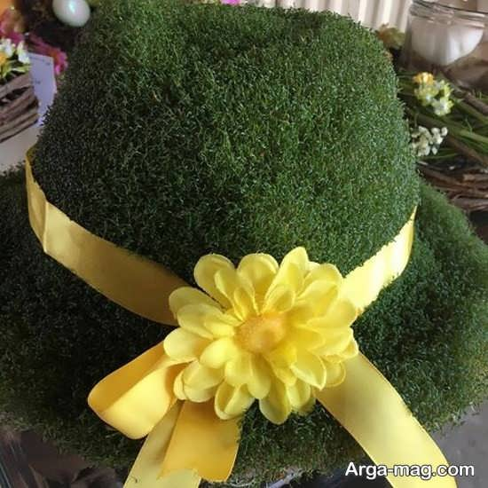 انواع تزیینات سبزه عروس