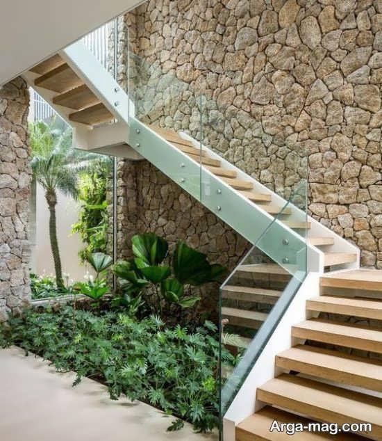 دیزاین زیر راه پله با طراحی فوق العاده