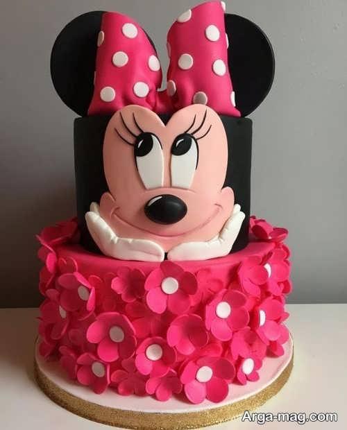 تزیین فانتزی کیک تولد