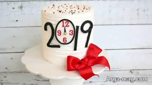 تزیین خلاقانه کیک تولد
