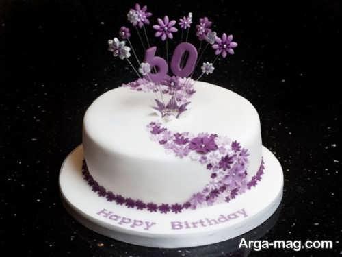 تزیین زیبا و خلاقانه کیک
