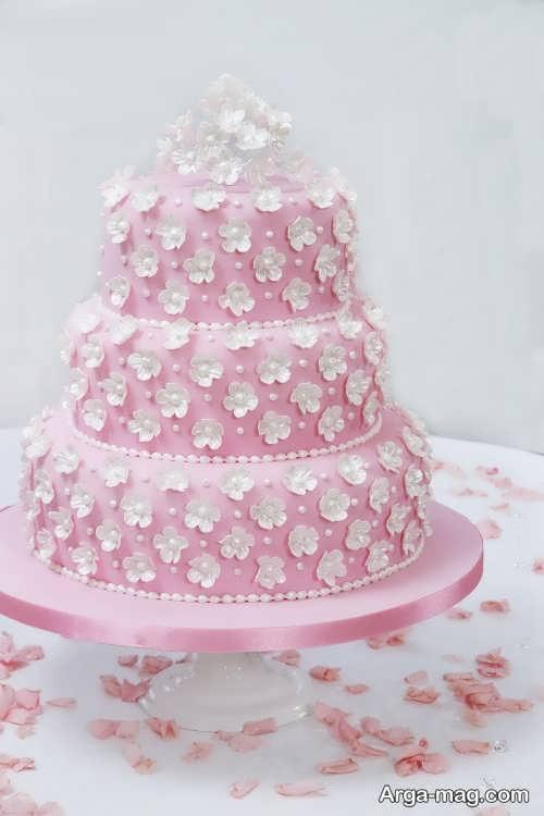 تزیین خاص کیک