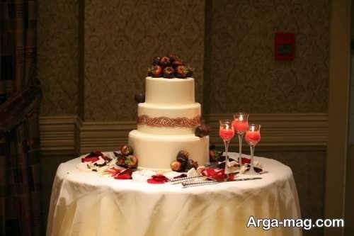 تزیینات زیبا و خلاقانه کیک