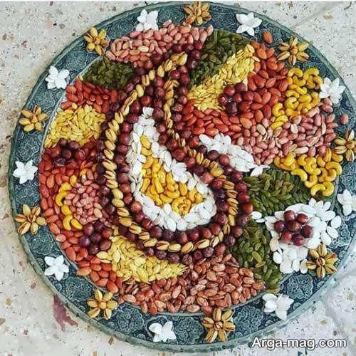 دیزاین جالب آجیل عید نوروز