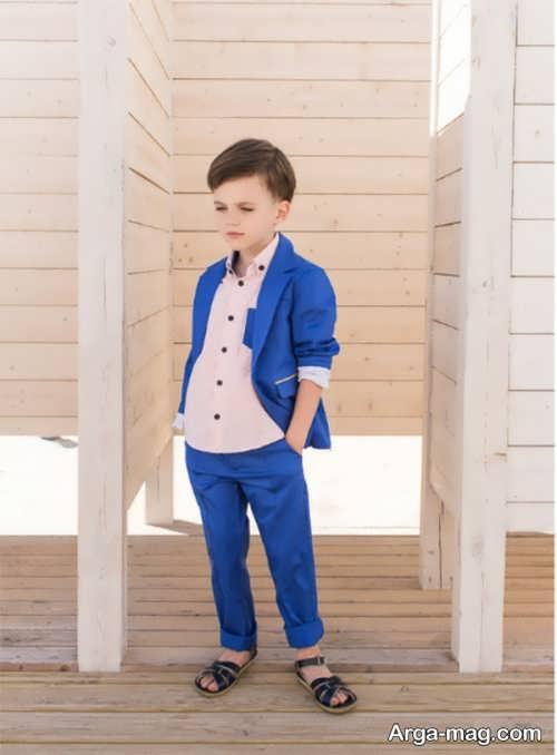 مدل لباس رسمی بچه گانه