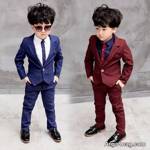 مدل لباس بچه گانه مجلسی و رسمی