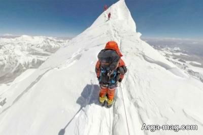قله دیدنی اورست