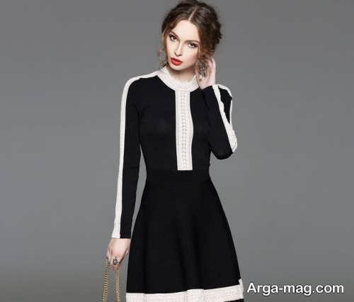 مدل لباس دخترانه برای ایام عید
