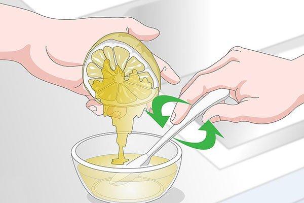از بین بردن بوی بنزین و نفت با آب لیمو