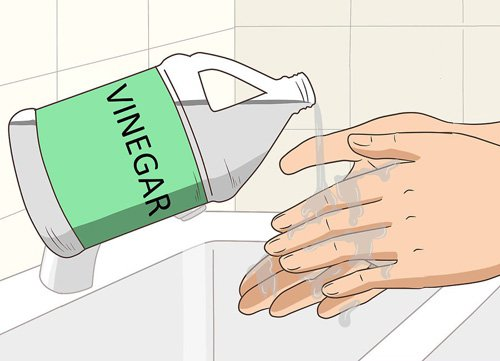 طریقه برطرف کردن بوی بنزین و نفت
