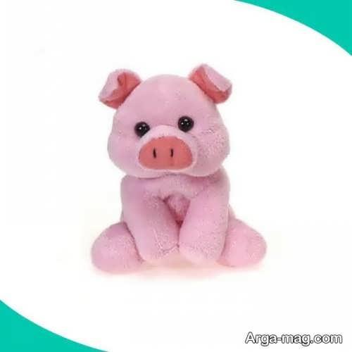 عروسک جالب و فانتزی خوک
