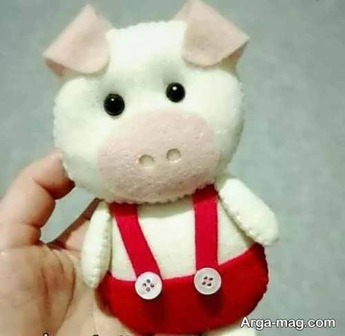 عروسک خوک فانتزی و زیبا