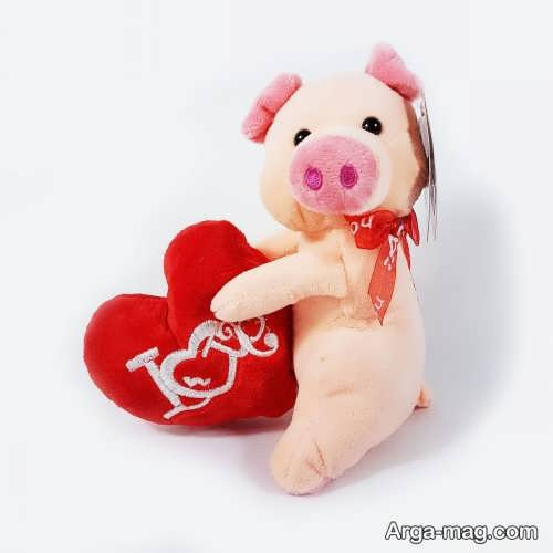عروسک بانمک خوک