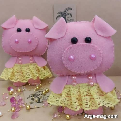 عروسک فانتزی خوک