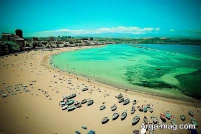 چشم انداز جزایر قناری