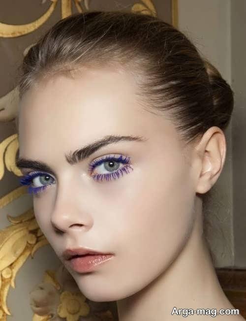 مدل آرایش لایت دخترانه 2019