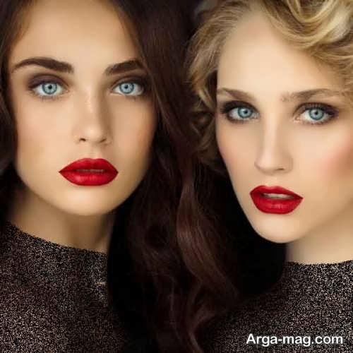 مدل های آرایش دخترانه زیبا و شیک