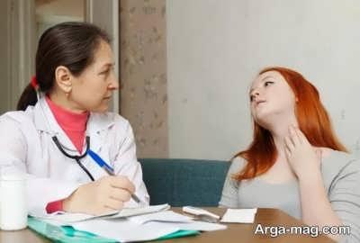 درمان تیروئید پرکار